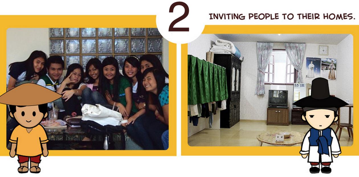 korean filipino culture differences photo 2