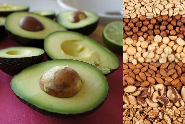 1v Nuts Over Avocado