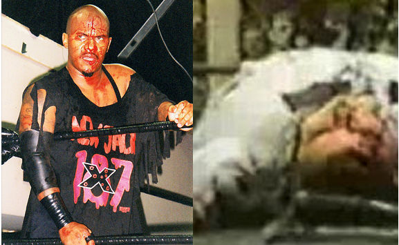 8 Insanely Real Moments in Pro Wresting - 2