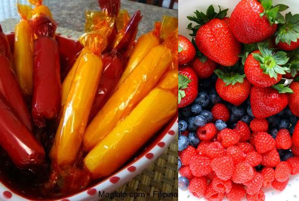 4v Pastillas Berry
