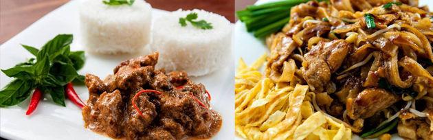 BF Homes Restaurant dusset thai