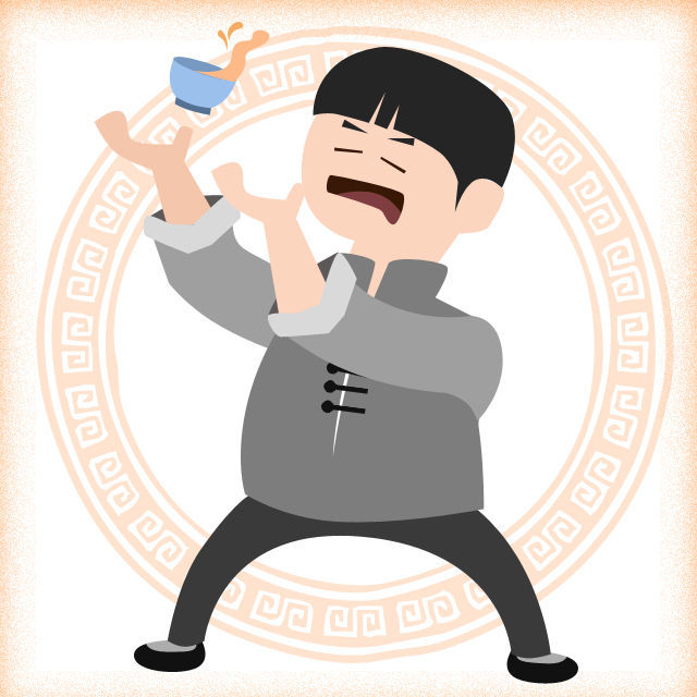 8 Stock Characters in Classic Kung-Fu Films-2v