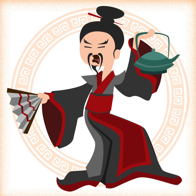 8 Stock Characters in Classic Kung-Fu Films-3v