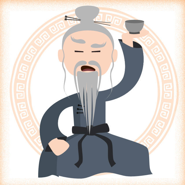 8 Stock Characters in Classic Kung-Fu Films-4v