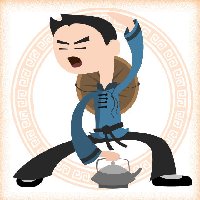 8 Stock Characters in Classic Kung-Fu Films-5v