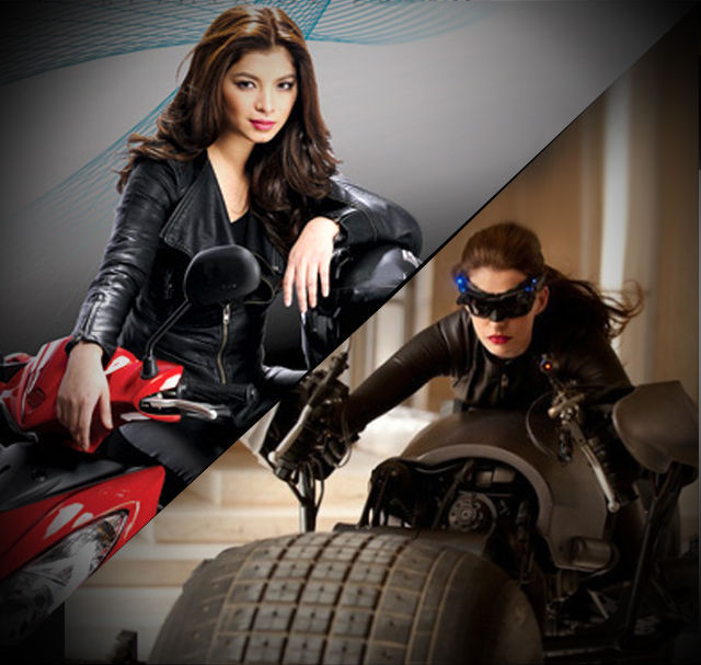 Angel Locsin as Catwoman-3v
