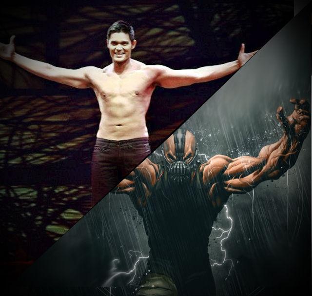 Dingdong Dantes as Bane-1v