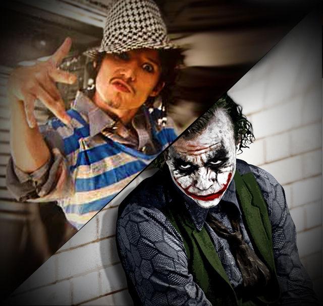 Epy Quizon as The Joker -4v