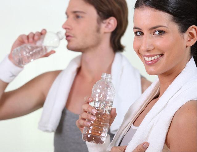 Hydrate, hydrate, hydrate-2V