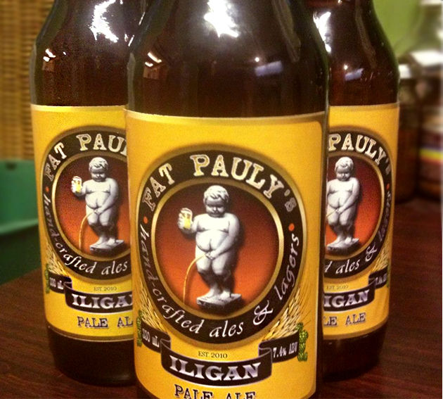 Fat Pauly's Lumad Strong Lager-4V