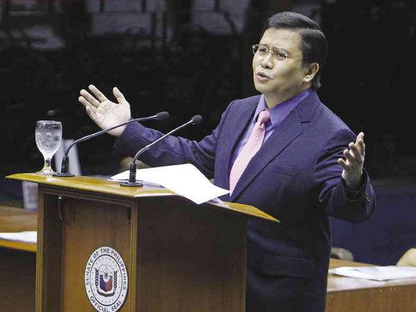 Jinggoy Estrada photo from Inquirer