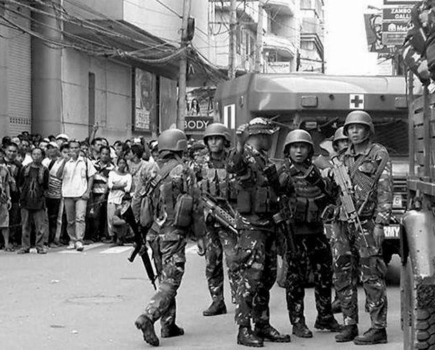 MNLF Storms Zamboanga 6 Left Dead-7V
