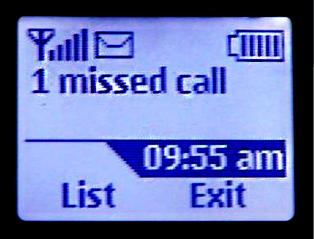 Missed-calling, calldropping and other tipid techniques-7VB