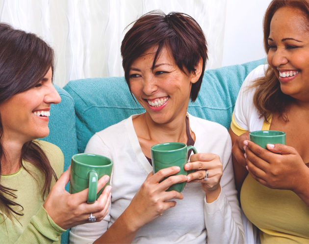 Moms like to talk and share information-2VB