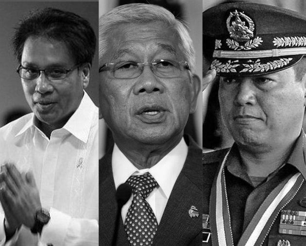 PNoy Sends DILG] DND Chiefs to Zamboanga-6V