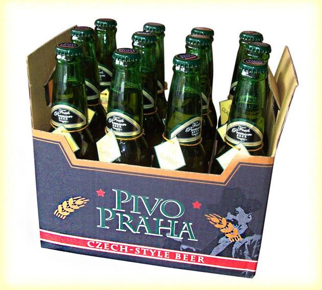 Pivo Praha Dark-2V