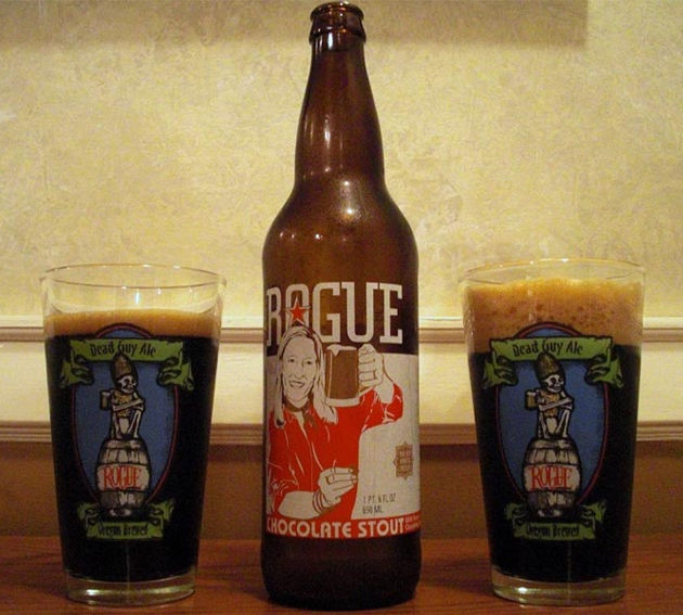 Rogue Chocolate Stout-3V