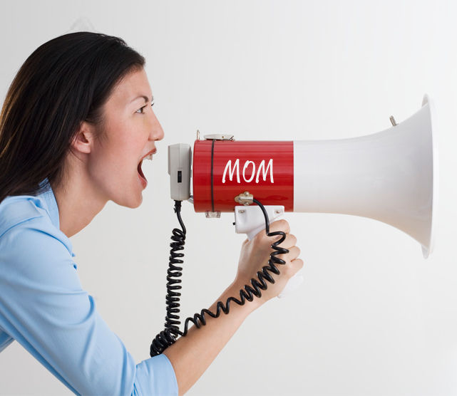 Tell your spouse that you are the mistress of the household-1V
