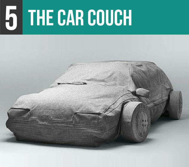 The Car Couch-5V