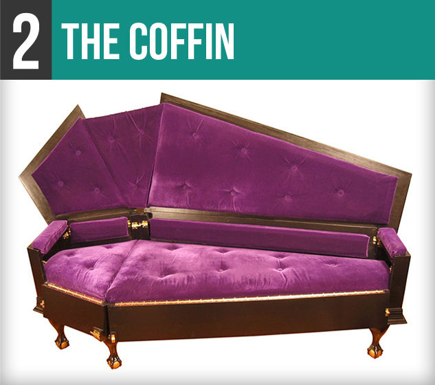 The Coffin-2V