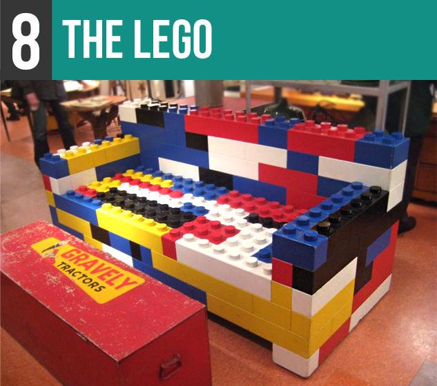 The LEGO-8V