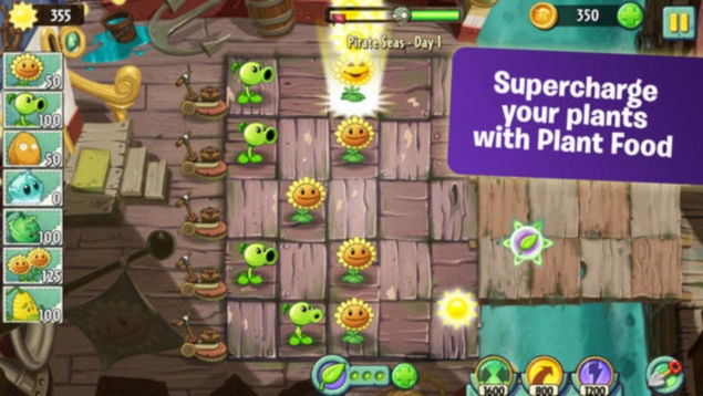 plants vs zombies photo 1