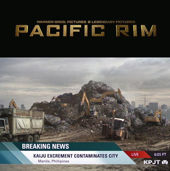 Pacific Rim 5V