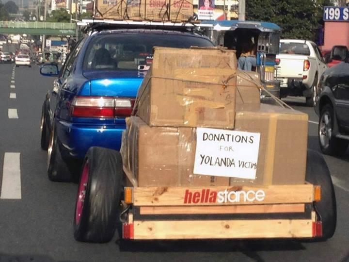 Donation Mobile Inspiring Yolanda Haiyan Stories