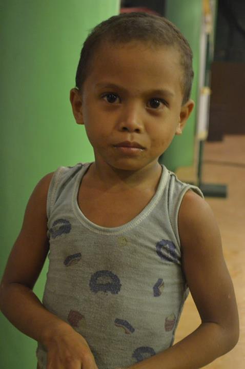 Street Kid Benjie Inspiring Yolanda Haiyan Stories