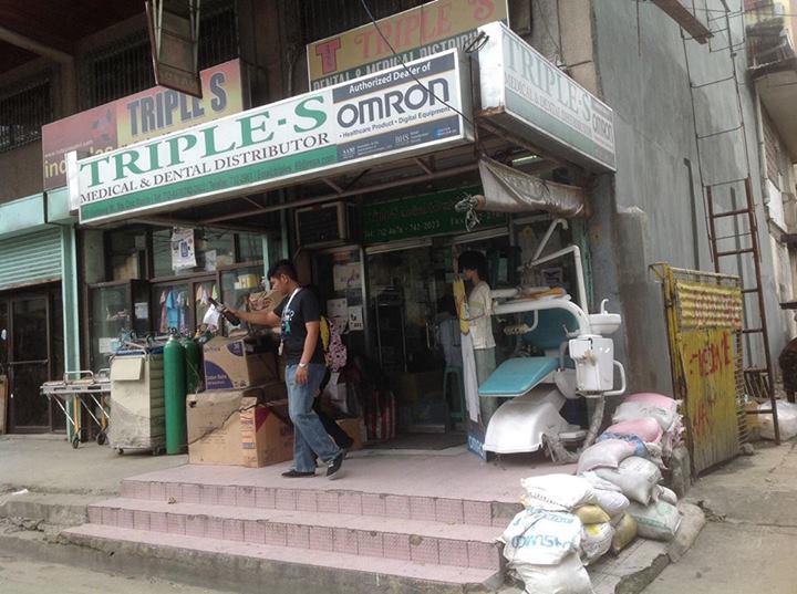 Triple S Bambang Store Inspiring Yolanda Haiyan Stories