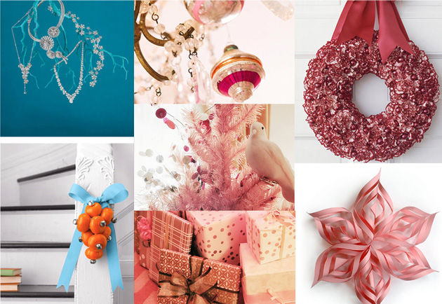 8 new ways to decorate your homes for Christmas photos 2