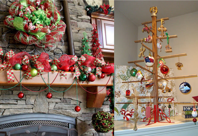 8 new ways to decorate your homes for Christmas photos 6