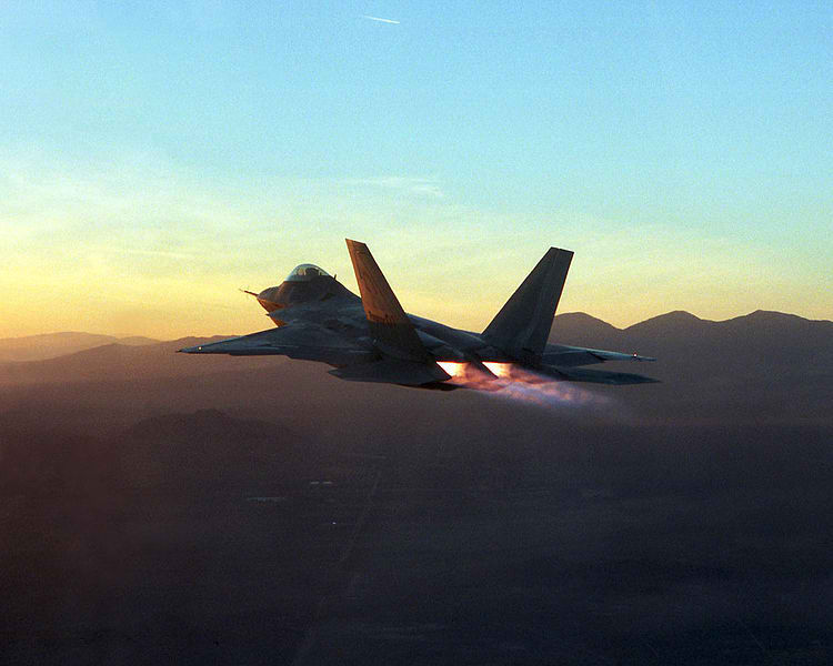 F-22 Raptor Philippines 2