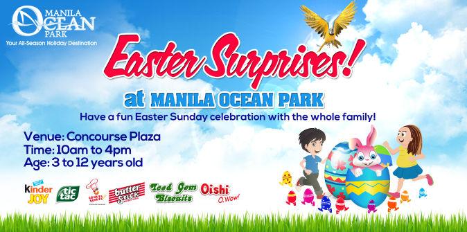 manila ocean park-easter-egg-hunt