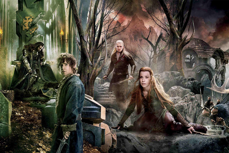HBOFA-Thorin-Bilbo-Legolas-Tauriel